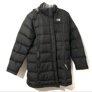 The North Face Long Puffer Jacket